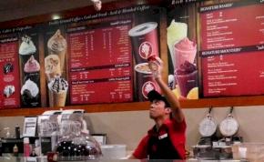 A dubai Cold Stone Creamery a világ legmenőbb fagyizója