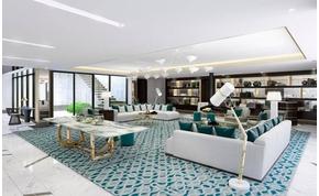 Angol sztár-divattervező álmodta meg Hollywood legújabb luxuslakosztályát