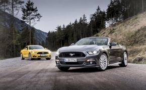 Ezt a Mustangot kapja Európa