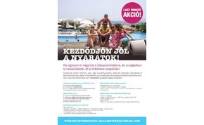 Kezdődjön jól a nyaratok - Irány Balázzsal Korfura!