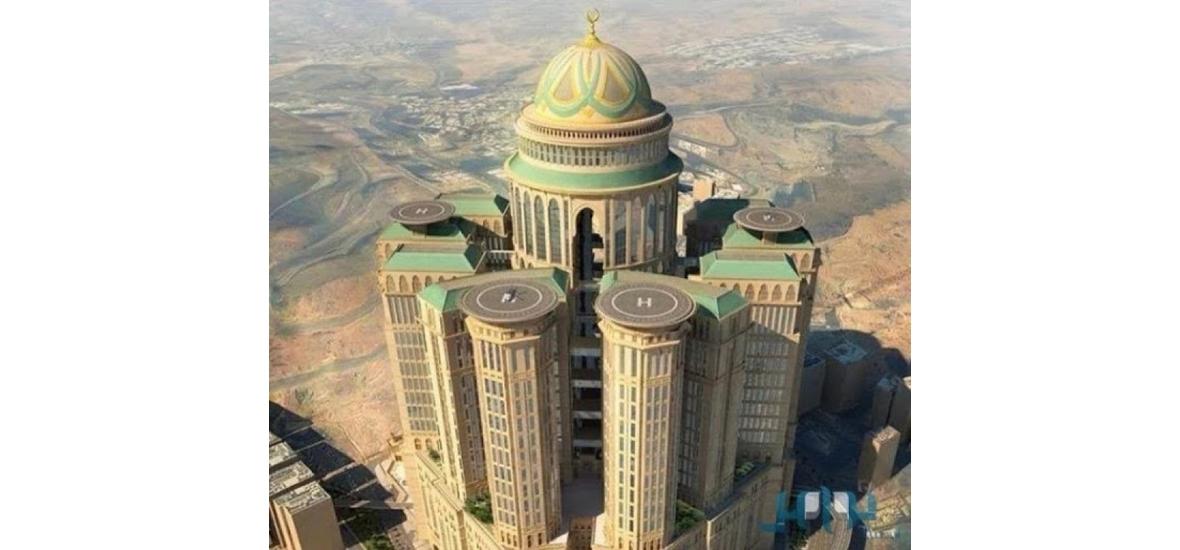 Szaúd-Arábiában épül a világ legnagyobb hotele