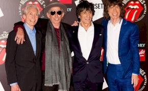 Az 50 éves Rolling Stones saját kiállítással ünnepel