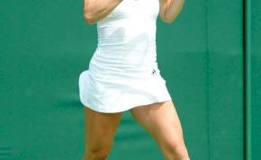 Babos Tímea vs. Serena Williams