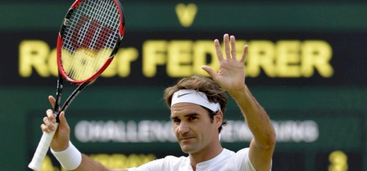 Federer-Djokovic döntő lesz Wimbledonban