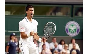Djokovic nyerte a döntőt Wimbledonban