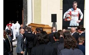 Végső búcsút vettek Bianchitól