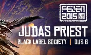 A Judas Priesttel nyit holnap a FEZEN fesztivál