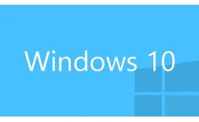 Hivatalosan megérkezett a Windows 10