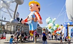 Négy művész képviseli Magyarországot a brüsszeli képregényfesztiválon