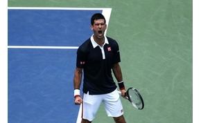 Djokovic és Federer feszül majd egymásnak a US Open döntőjében