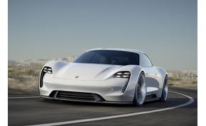 A Teslat is lekörözheti majd az új elektromos Porsche