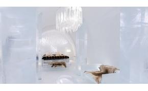 A svédországi Icehotel már készül a télre