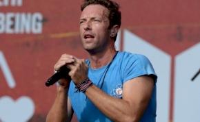 Megérkezett az új Coldplay dal: Amazing Day
