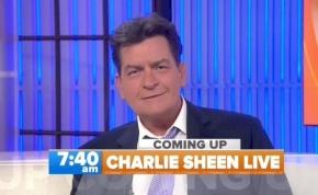 Charlie Sheen HIV-pozitív
