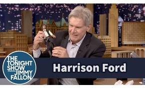 Harrison Ford véletlenül magyarul kérdezett vissza egy tv műsorban