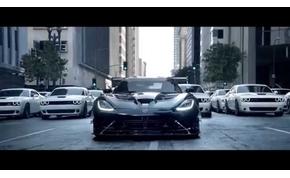 A Star Wars ihlette a Dodge vadonatúj reklámfilmjét