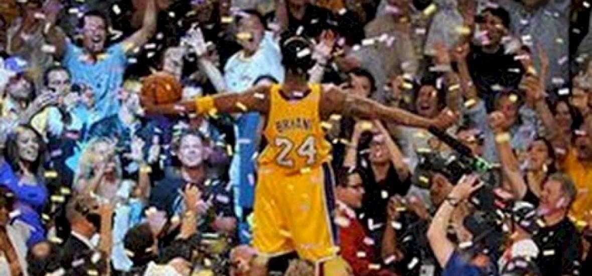 Zseniális video a visszavonuló Kobe Bryant-ről