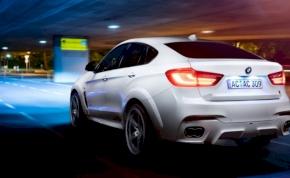 Brutális BMW X6: AC Schnitzer Falcon