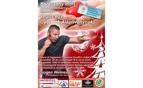 Karácsony előtt segíts az Együtt a Daganatos Gyermekekért Alapítványnak! - Czanik Balázs és Capoeira Aerobikos csapata
