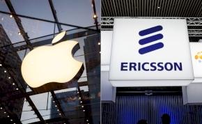 Békét kötött egymással az Ericsson és az Apple