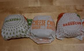 Te melyik sajtburgert választanád?