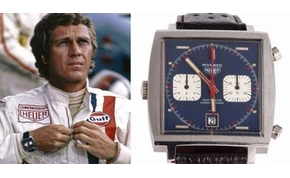 Újra kapható Steve McQueen legendás órája