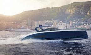 A vízen is hasít a legújabb Bugatti