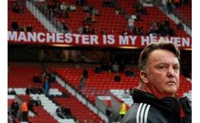 A Manchester United nem fogadja el van Gaal lemondását