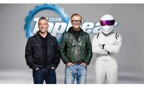 Új stábbal indul útnak a Top Gear