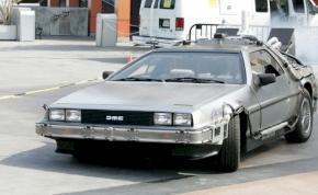 Újra gyártják a DeLorean-t