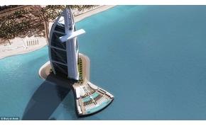 Dubaj hétcsillagos luxushotele tovább terjeszkedik
