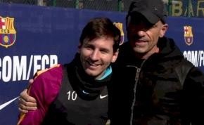 Messi úgy csavar, mint senki