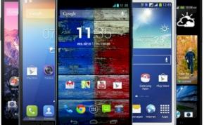 Világpiac: így áll most az okostelefonok helyzete