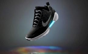 Elkészült a Vissza a jövőbe cipője