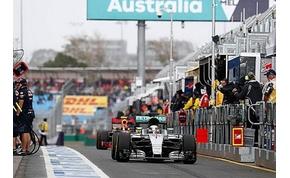 Bukta az új időmérő az F1-ben