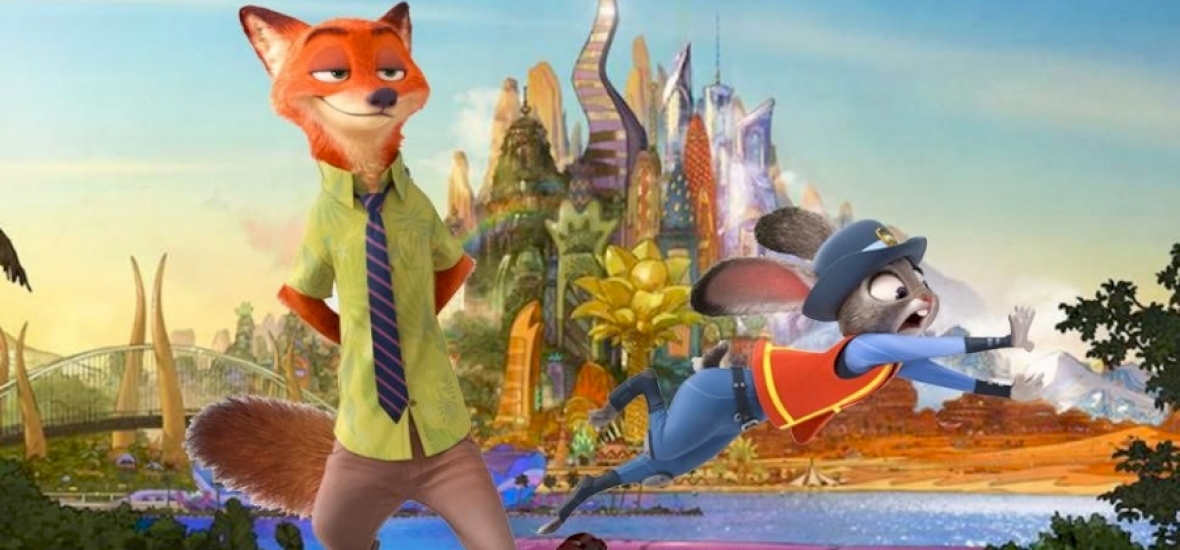 A Zootropolis tarol a mozikban Amerikában