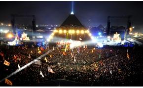 Ilyen lesz idén a legendás Glastonbury fesztivál