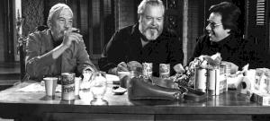 Hol van az utolsó Orson Welles film?