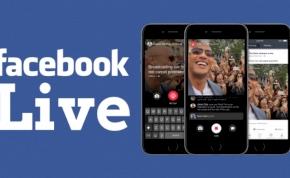 Közvetíts élőben a Facebookon!