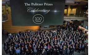 Megvolt a 100. Pulitzer-díj átadó
