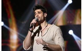 Eurovíziós Dalfesztivál: Freddiet elszántsága és hangja viheti tovább