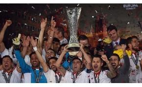 Nem lehet letaszítani a Sevillát az Európa-liga csúcsáról