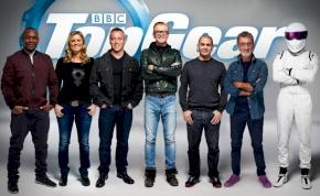 Elindult a Top Gear az új stábbal
