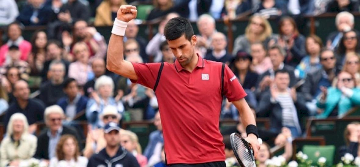 Novak Djokovic beírta magát a tenisztörténelembe