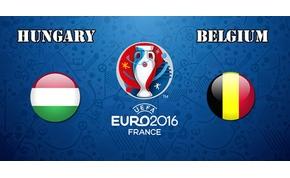 Jön a nyolcaddöntő: Magyarország vagy Belgium?