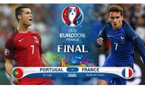 Ma kiderül, ki ülhet fel Európa futball trónjára!