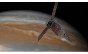 Megérkezett a Juno űrszonda első felvétele