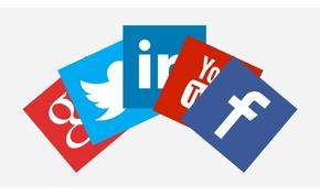 Folyamatosan nőnek a számok a közösségi médiában