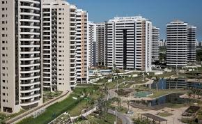 Jelenleg siralmas állapotban van az olimpiai falu Rióban