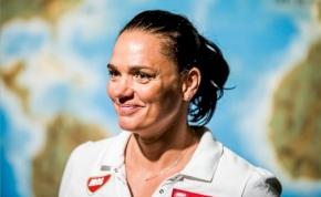 Visszavonul a háromszoros olimpiai bajnok Kovács Katalin
